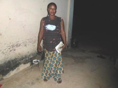 photo of Fatoumata