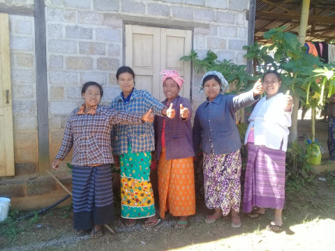 photo of U Thar Kan-2D Village Group