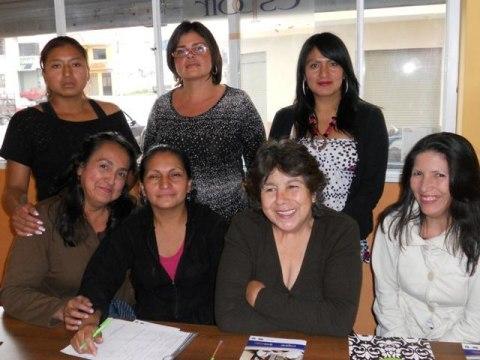 photo of La Churonita  (Cuenca) Group