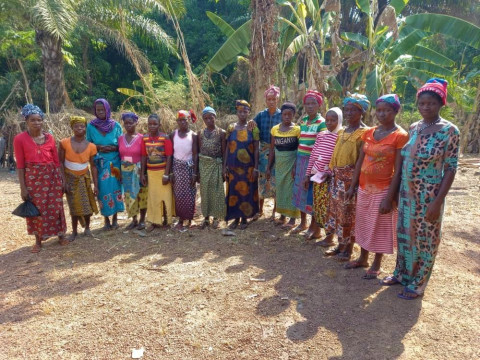 photo of Amie's Female Farmers Group