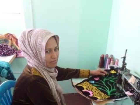 photo of Zainabkhon