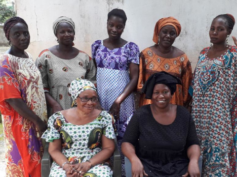 photo of Benedicta's Group