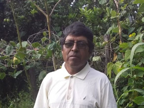 photo of Luis Germán