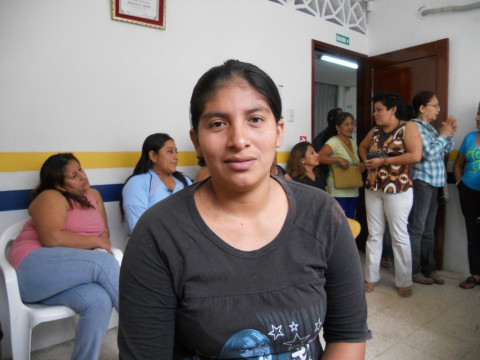 photo of Teresa Viviana