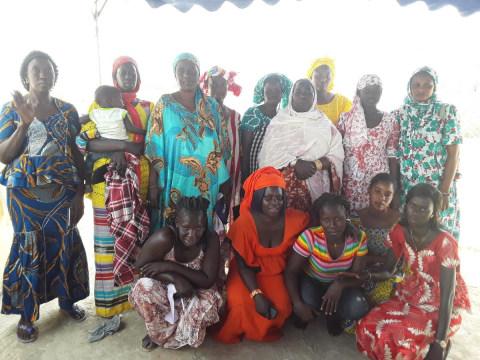 photo of 10 Mame Tabara Group