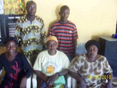 photo of Ahene Mu Hene Trust Bank Group