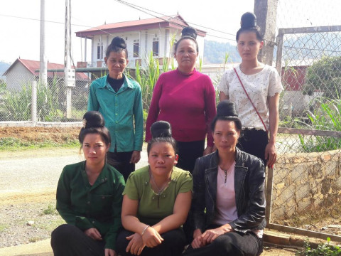photo of Phuoi's Group