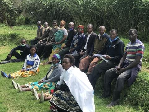 photo of Umugisha Agric Sub Grp B Group