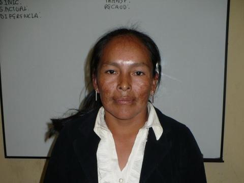 photo of María Eugenia