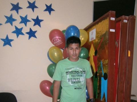 photo of Joseph Alexis