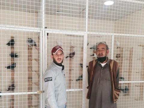 photo of Khaled's Group