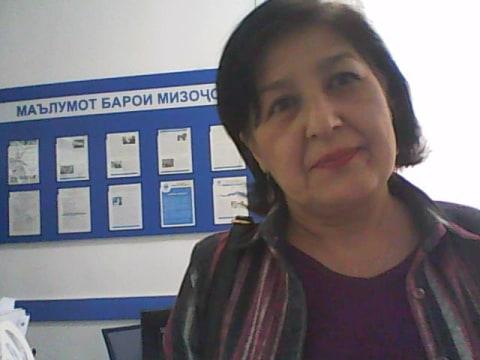 photo of Laili