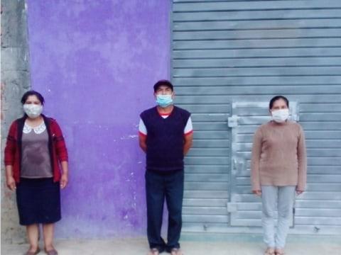 photo of Ccahuasana Alta Group