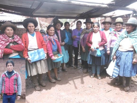 photo of Qoriccocha De Patabamba Group