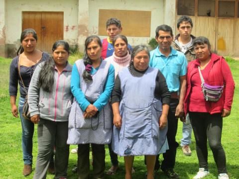 photo of Santa Rosa De Lima -Urubamba Group