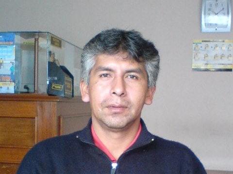 photo of Angel Benito