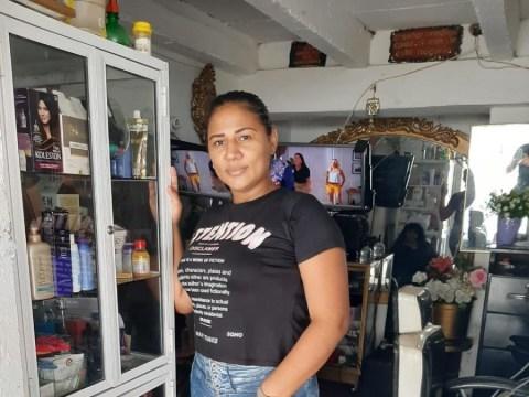 photo of Melvia Maria