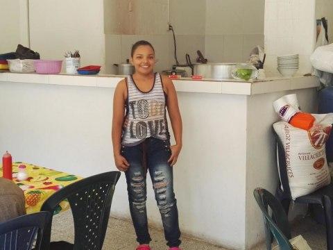 photo of Lina Marcela