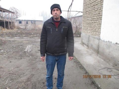 photo of Ibrohimjon