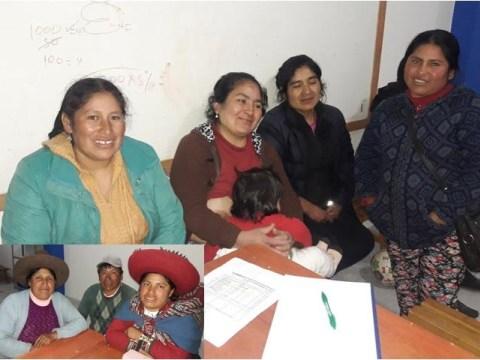 photo of Las Lideresas De Chinchero Group