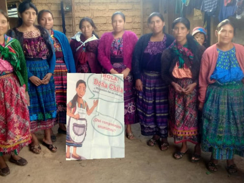 photo of Las Estrellas De Chijoj Group