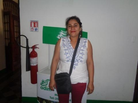 photo of Lesly Fabiola