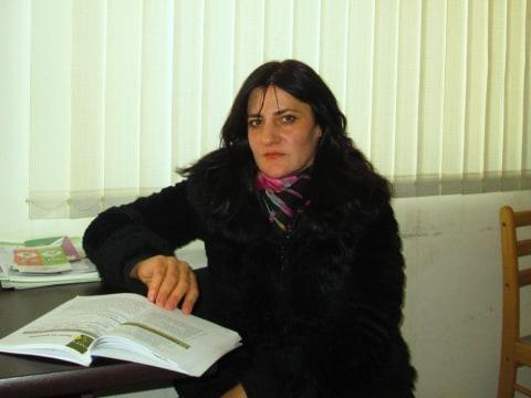 photo of Kristine