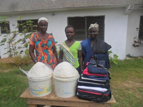 photo of Ekome Feemo Krobo Bukom Group