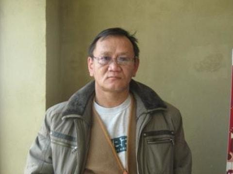 photo of Byambasuren