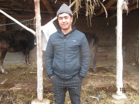 photo of Islambek
