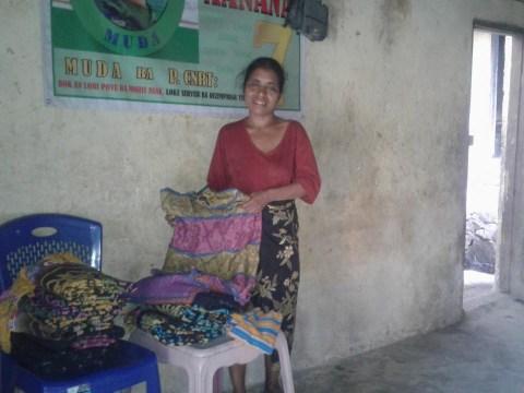 photo of Cacilda
