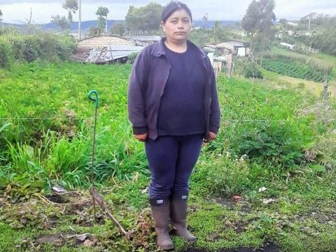 photo of Cecilia Esperanza