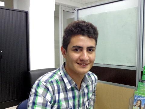 photo of Milton José/ Marcio