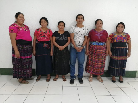 photo of Grupo Xojolá Group