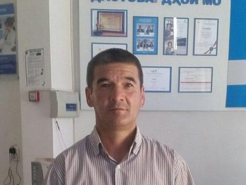 photo of Marufjon
