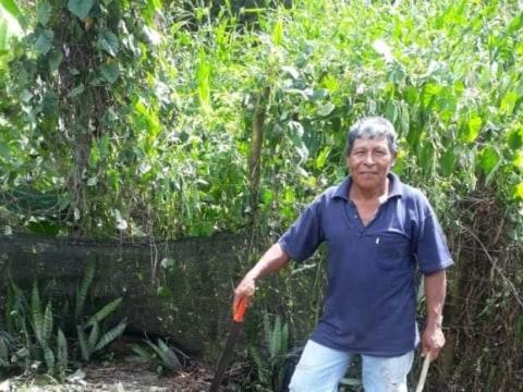 photo of Diocelino