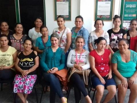 photo of Kuña Pora Group