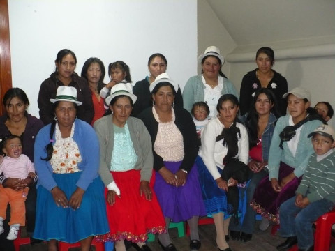 photo of Mujeres De Chilcatotoras (Cuenca) Group