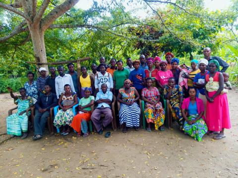photo of Busu Catholic Twekolele Group
