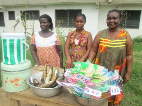 photo of Yehowa Akwei Group
