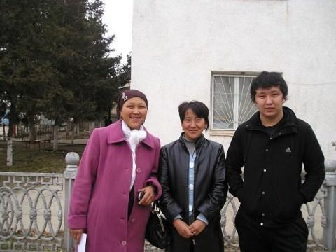 photo of Nargiza's Group