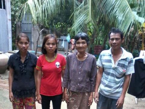 photo of Kunthea's Group