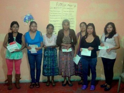 photo of Flores De Mayo Yepocapa Group