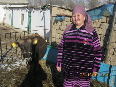photo of Zhashylkul