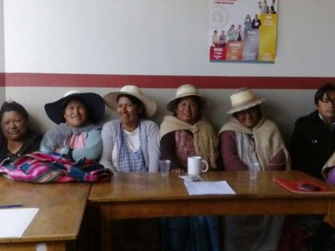 photo of Aymara Group