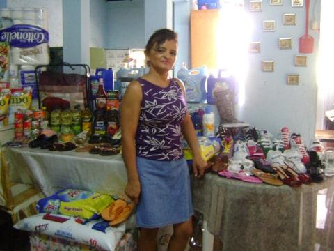 photo of Sandra Yanira