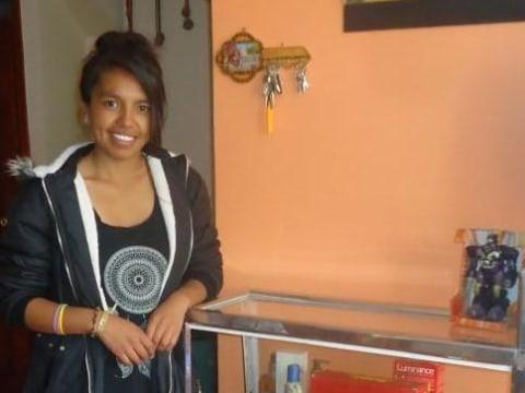 photo of Jessica Alejandra