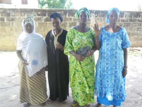 photo of Ndeye Aminata's Group