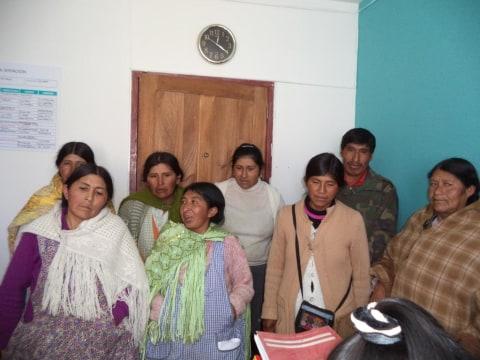 photo of Flor De Durazno Group