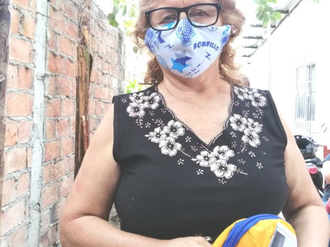 photo of Teresa Del Jesus